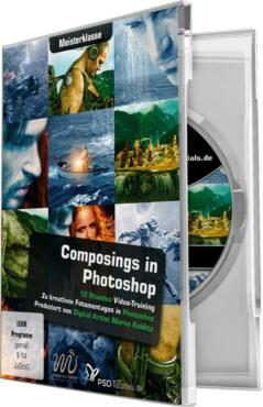 Videotutorial COMPOSINGS IN PHOTOSHOP von Marco Kolditz