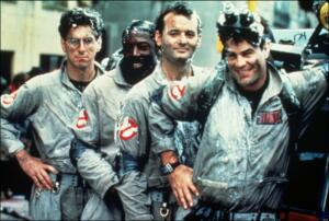 Die Ghostbusters, Copyright by Sony Pictures