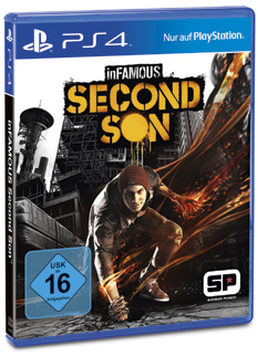 Infamous: Second Son, Packshot