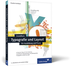 Typografie und Layout, Cover
