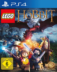 LEGO The Hobbit, Packshot
