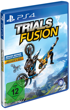 Trials Fusion für die Playstation 4