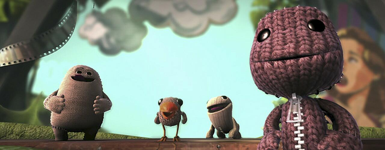 Little Big Planet 3 für die PS4 - Neues Video