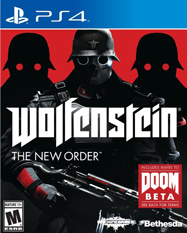 Wolfenstein: The New Order, Packshot