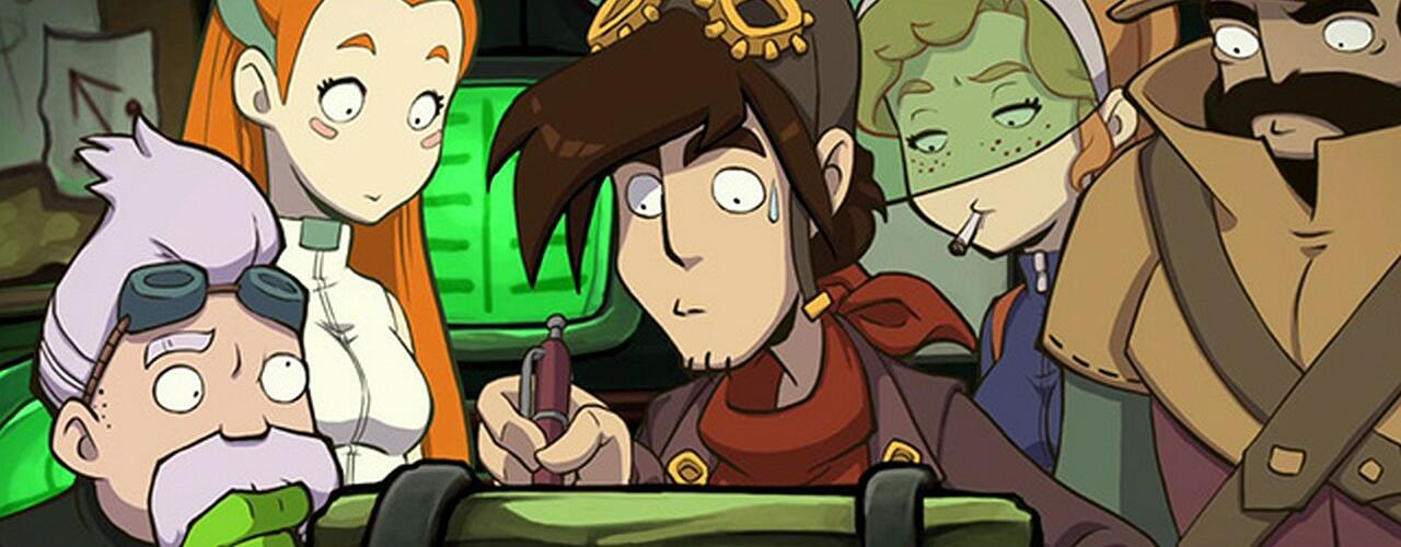 Deponia - The Complete Story