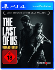 The Last of Us Remastered Packshot