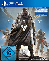 Destiny, Packshot