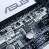 ASUS X99 Deluxe Mainboard, Onboard-Switches