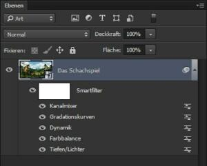 Photoshop CC 2015: Korrekturen über Smart-Filter