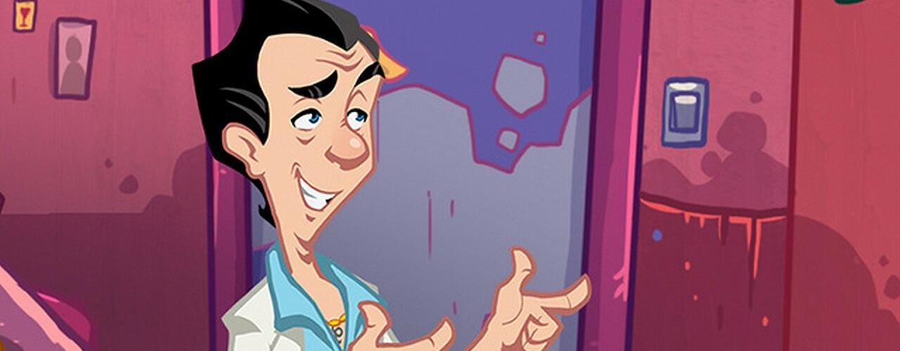 Leisure Suit Larry - Wet Dreams Don´t Dry