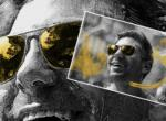Die Sonnenbrille: Photoshop Composing by Marco Kolditz