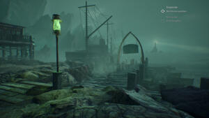 Call of Cthulhu (Screenshot, PC)
