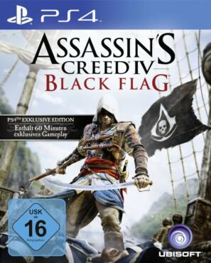 Assassin´s Creed 4: Black Flag (PS4)