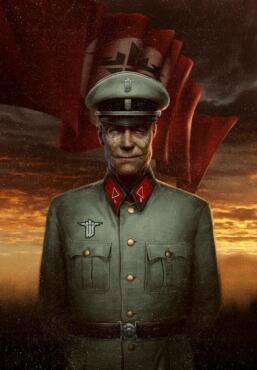 Wolfenstein: The New Order, Artwork