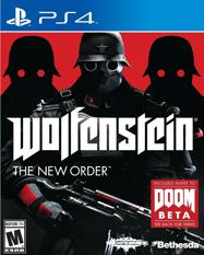 Wolfenstein: The New Order, Packshot